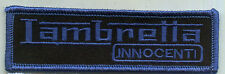 LAMBRETTA INNOCENTI PATCH BLAU (MBP 172)