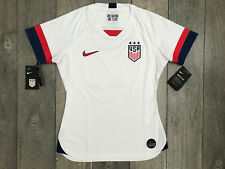 Nike USWNT Mallory Pugh World Cup Soccer Jersey Womens Size Large Slim NWT $120