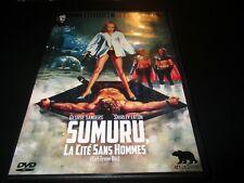 "DVD ""SUMURU : LA CITE SANS HOMMES"" George SANDERS, Shirley EATON / Jess FRANCO"