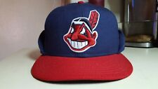 Cleveland Indians New Era 7 1/4 winter baseball cap