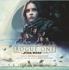 Rogue One: A Star Wars Story / O.S.T. - Michael Giacchino (2016, CD NIEUW)