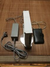 Nintendo Wii Console+2 Nun Chucks and Wii Remotes+Rechargeable Stand+Dancing Mat