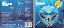 CD NEMO B.O. FILM THOMAS NEWMAN 40 TITRES CHANSON ROBBIE WILLIAMS
