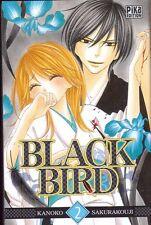 BLACK BIRD tome 2 Sakurakouji MANGA shojo