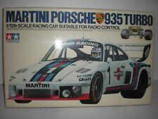 1976 VINTAGE TAMIYA R/C 935 PORSCHE MARTINI TURBO 1/12 RA1202 934 58002 NIB NIP!