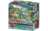 Dinosaur Valley 150pc Super 3D Effect Puzzle