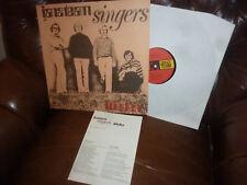 "Team Janz Singers, pace, Gospel langejans Team 3014 LP, 12"" 1972 NM"