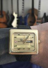 RADO NCC 202 - Solid  Gold Capped Model Tv Men's Watch