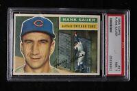 1956 Topps - Hank Sauer - #41 - PSA 7 - NM