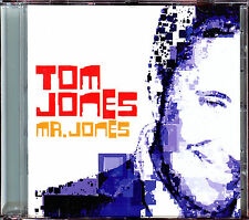 TOM JONES - MR. JONES - CD ALBUM [1504]