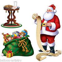 Magical Christmas Scene Setter Add-on - Santa & Sack