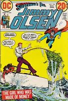 Superman's Pal Jimmy Olsen (1954 series) #154 in Fine condition 1976 DC comics