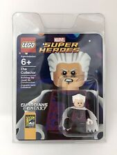 2014 SDCC Exclusive LEGO Marvel Super Heroes The Collector Minifigure RARE LOOK