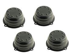 "4 pcs Universal 5-1/4"" 6-1/2"" Car Home Boat Marine Speaker Protector Baffle"