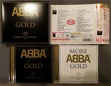 ABBA Gold Complete Edition 2 CD SHM Japan 2008