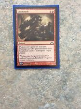 Skullcrack freshly opened Gatecrash Magic the Gathering card, never played