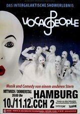 VOCA PEOPLE - 2014 - Plakat - In Concert - Comedy - Poster - Hamburg