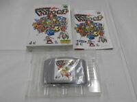 Y2502 Nintendo 64 Yukeyuke Troublemakers Japan N64 w/box