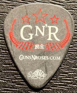 GNR / GUNS N ROSES / AXL ROSE TOUR GUITAR PICK