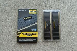 CORSAIR VENGEANCE LPX DDR4 RAM - 32 GB - 3200 MHz