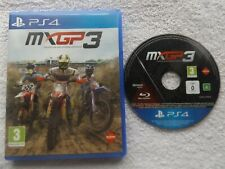 MXGP 3 PS4 V.G.C. FAST POST MOTORBIKE/RACING ( official motocross videogame )