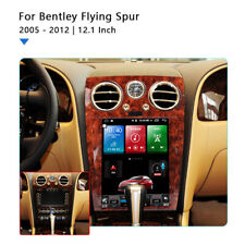 """12.1"""" Android 10.0 Radio Vertical Screen GPS for Bentley Flying Spur 2005-2012"""
