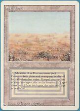 Fuertemente PLD tierra rara Scrubland Revised Magic MTG Tarjeta (número de identificación 140370) abugames