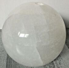 Brunnenstein Brunnenkugel aus Calcit ? von Bärbel Drexel 4,7 Kilo Kugel