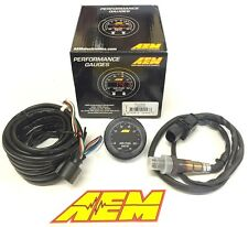 "AEM 30-0300 X-Series Wideband Gauge AFR UEGO Air Fuel Ratio 2 1/16"" NEW MODEL"