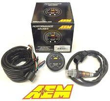 "AEM 30-0300 X-Series Wideband Gauge AFR UEGO Air Fuel Ratio 2 1/16"" NEW MODEL"