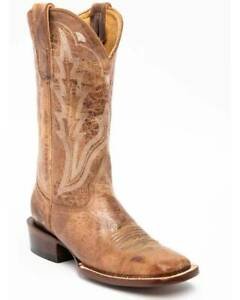 Idyllwind Women's Outlaw Western Performance Boots Leather Square Toe 11 B