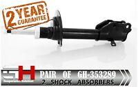 2 NEW FRONT SHOCK ABSORBERS FOR MAZDA CX-9 01.2007-12.2009/GH-353289P