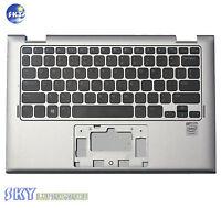 Genuine DELL INSPIRON 11 3147 3148 Laptop PALMREST W/ KEYBOARD 7W4K6 Silver