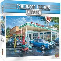 Childhood Dreams Pop's Quick Stop 1000 piece jigsaw puzzle  680mm x 490mm  (mpc)