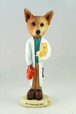 Veterinarian Aussy Cattle Dog-See Interchangeable Breeds & Bodies @ Ebay Store