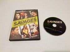 Savages (DVD, 2012)