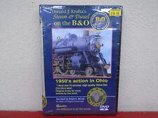 Donald J Krofta's Steam & Diesel On The B&O Volume 1 Dvd Herron R 00004000 ail Video
