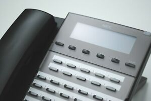 NEC DSX 34-Button Black Backlit Display Speakerphone (1090021) - Grade A