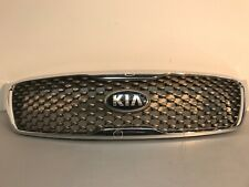 Kia Sorento 2014 Onward Genuine Front Grill