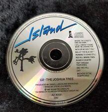 Audio CD - U2 - The Joshua Tree - Good (G) WORLDWIDE CP