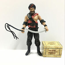 Indiana Jones CHIEF TEMPLE GUARD TEMPLE OF DOOM 3.75'' figure Xmas Gift AK76