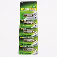 5pcs/Card GP 12V 27A Alkaline Batteries MN27 A27 GP27A E27A EL812 L828 Battery