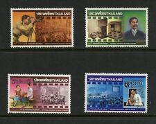 Thailand 1997 #1738-41 Motion Pictures King 4v. Mnh L840