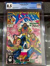 Uncanny X-Men #282 CGC 8.5, Lots of Keys! 1st Bishop and more! 1991 MCU Comics