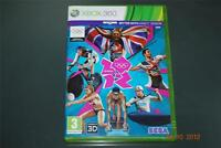 London 2012 Xbox 360 and Kinect Olympics UK PAL **FREE UK POSTAGE**