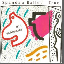 "45 TOURS / 7"" SINGLE--SPANDAU BALLET--TRUE / LIFELINE--1983"