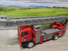 05 Dickie® Modell MAN LKW Feuerwehr Leiterwagen Neu ca. 16 cm lang Kunststoff