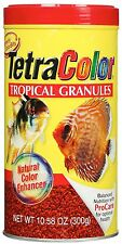 Tetra Color Tropical Granules Container 10.58 ounce
