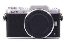 Panasonic Lumix DMC-GF7 GF 7 silber Gehäuse Ausstellung Panasonic-Fachhändler