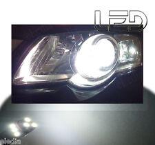 EOS 1F 2 Ampoules LED Blanc Veilleuses Feux position Résistance Anti erreur